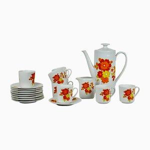 Coffee Set from Bavaria Seltmann Weiden, 1960s