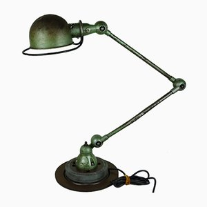 2-Arm Floor Lamp by Jean-Louis Domecq for Jieldé, 1950s