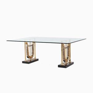 Table Basse Lyra de Sigma L2, Italie, 1980s