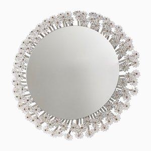 Round Bright Mirror by Emil Stejnar for Rupert Nikoll, 1970s