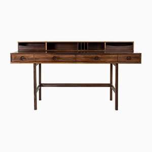 Rosewood Desk by Peter Løvig Nielsen, 1960s