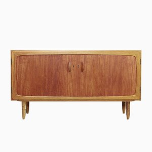 Danish Teak & Oak Treman Sideboard, 1960s