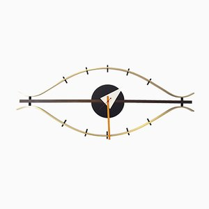 Eye Clock par George Nelson pour Vitra