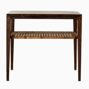 Rosewood Side Table by Severin Hansen for Haslev M