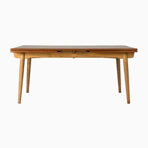 At 312 Dining Table by Hans J. Wegner for Andreas Tuck, 1960s