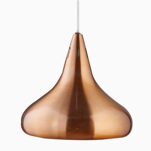 Drop-Shaped Pendant Lamp, 1960s