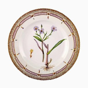 Flora Danica Dinner Plate from Royal Copenhagen, 20th Century