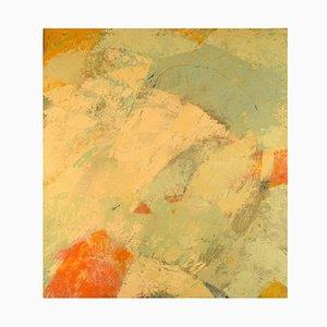 Modernist Composition Oil on Canvas, 1999