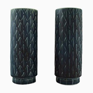 Eterna Vases by Gunnar Nylund for Rörstrand, 1960s, Set of 2