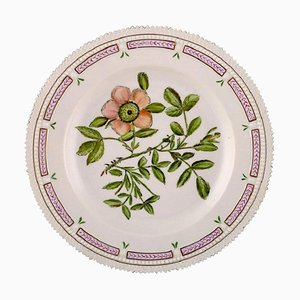 Flora Danica Dinner Plate from Royal Copenhagen, 1954