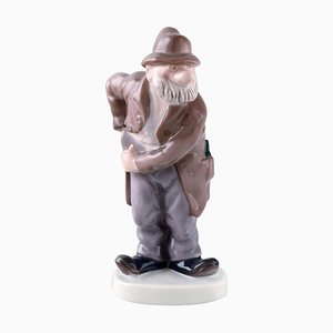 Number 2473 Sofus Vagabond Figurine from Bing & Grondahl, 20th Century
