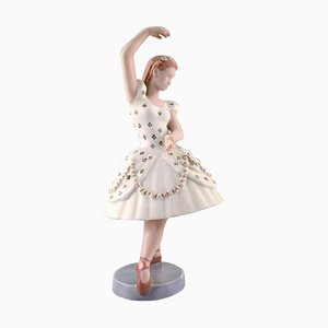 Number 2355 Columbine Porcelain Figurine from Bing & Grondahl