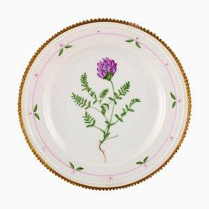 Flora Danica Lunch Plate from Royal Copenhagen, 1938