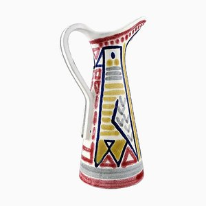 Art Pottery Jug Number 4052 from Upsala-Ekeby, 20th Century