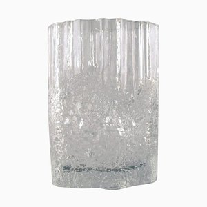 Finnish Art Glass Vase by Tapio Wirkkala for Iittala