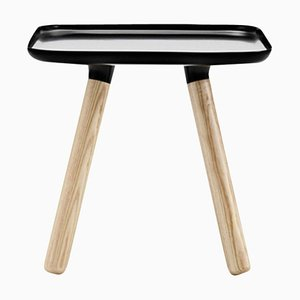 Square Black Tablo Table