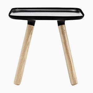 Viereckiger Schwarzer Tablo Tisch