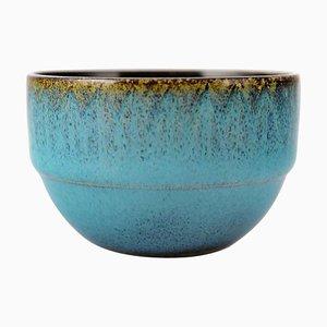 Miniatur Keramikvase von Stig Lindberg für Gustavsberg Studio