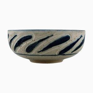 Glazed Ceramics Bowl by Eva Stæhr-Nielsen for Royal Copenhagen, 1970s