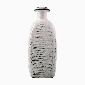 Glazed Stoneware Vase by Svend Hammershøi for Kähler, 1930s
