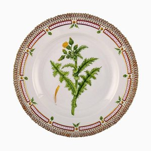 Flora Danica Dinner Plate from Royal Copenhagen, 1962