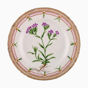 Flora Danica Dinner Plate 20/3549 from Royal Copenhagen, Late 19th Century