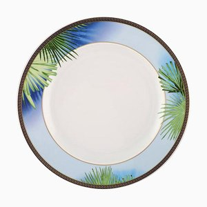 Jungle Dinner Plates by Gianni Versace for Rosenthal, 20th Century, Set of 6
