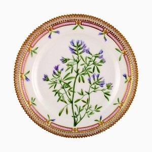 Antique Flora Danica Lunch Plate from Royal Copenhagen