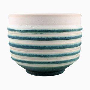 Vase in Glazed Ceramic by Charlotte Alix for Sèvres, 1948