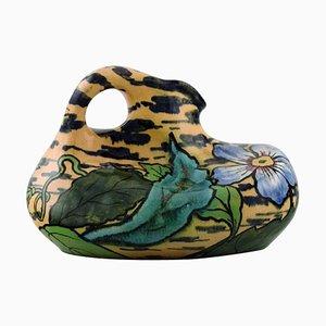 Art Nouveau Vase by Pierre-Adrien Dalpayrat