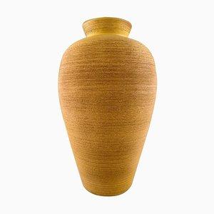 Swedish Ceramic Floor Vase by Anna Lisa Thomson for Upsala-Ekeby, Mid-20th Century