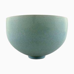 Danish Ceramic Bowl by Birthe Sahl, Late 20th Century