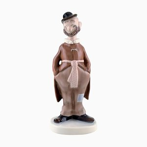 Pericles & Vagabond Figurine After Storm P von Bing & Grondahl, 20th Century