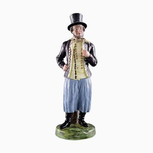 Antique Figure in National Costume from Bing & Grondahl