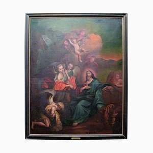 Oil On Canvas South-German Old Master, 1780s