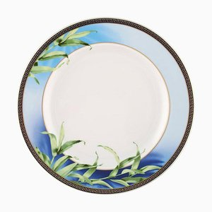 Gianni Versace for Rosenthal Jungle Plates, 20th Century, Set of 12