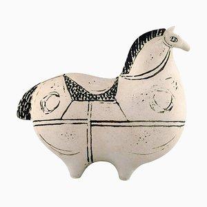 Rare Gustavsberg Horse by Stig Lindberg