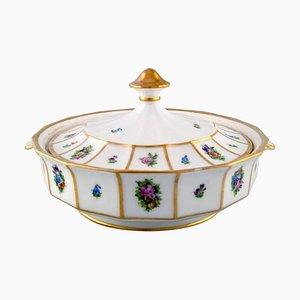 Royal Copenhagen Henriette Lidded Bowls, 20th Century, Set of 2
