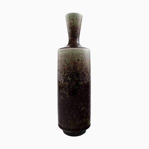 Große Berndt Friberg Studio Pottery Vase, 1978