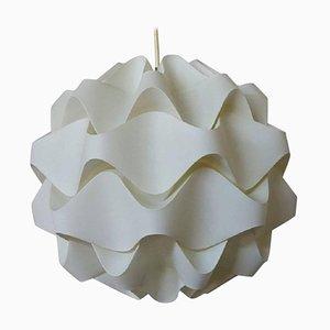 172M Medium Hand Folded Ceiling Lamp in Plastic by Le Klint