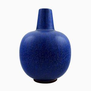 Ceramic Vase in Modern Swedish Design by Berndt Friberg, 1930s