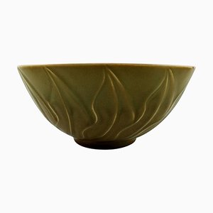 Stoneware Bowl by Christian Poulsen for Bing & Grondahl