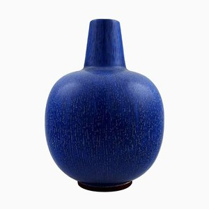 Swedish Modern Ceramic Vase by Berndt Friberg, 1930s