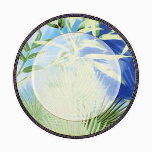 Gianni Versace for Rosenthal Jungle Cover Plates, Set of 6
