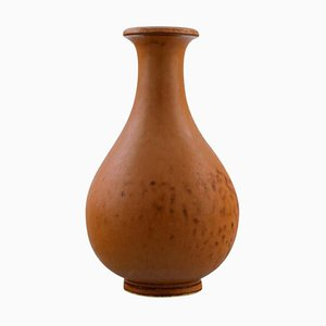 Glazed Stoneware Vase by Gunnar Nylund for Rörstrand, 1960s
