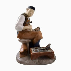No. 2228 Shoemaker Figurine from B&G