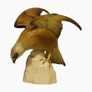 Adler mit Ausgestreckten Flügeln von Spode Copelands