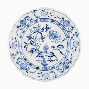 Stadt Meissen Blue Onion Pattern Dinner Plates, Set of 6