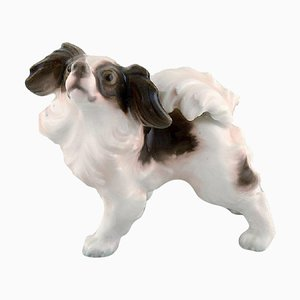 Dahl Jensen Porcelain Figurine Papillon Model Number 1074