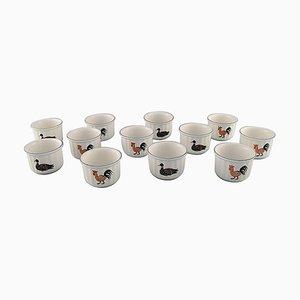 Villeroy & Boch Naif Dinner Service in Porcelain, Set of 12
